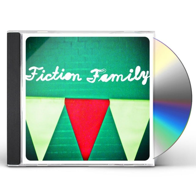 Fiction Family CD