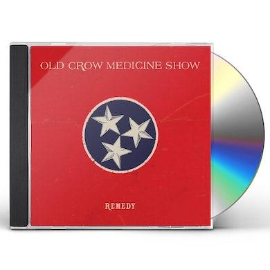 Old Crow Medicine Show REMEDY CD
