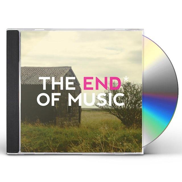 De La Mancha END OF MUSIC CD