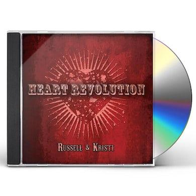 Russell & Kristi HEART REVOLUTION CD
