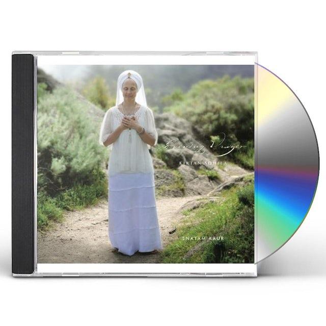 Snatam Kaur EVENING PRAYER: KIRTAN SOHILA CD