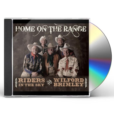 Riders In the Sky HOME ON THE RANGE CD