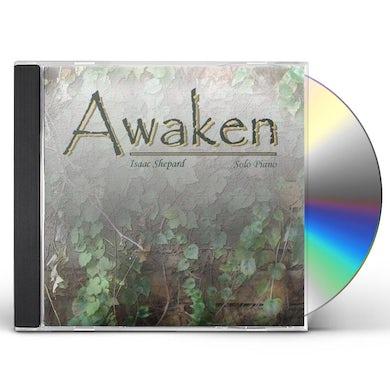 Isaac Shepard AWAKEN CD
