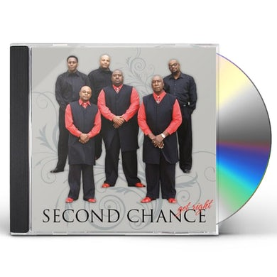 Second Chance GET RIGHT CD
