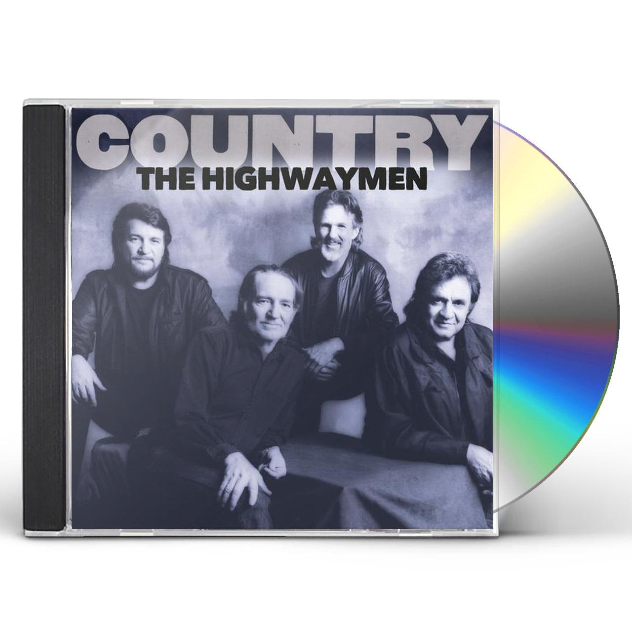 Country The Highwaymen Cd