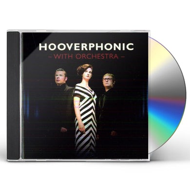 Hooverphonic WITH ORCHESTRA CD