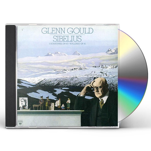 Glenn Gould PLAYS SIBELIUS CD