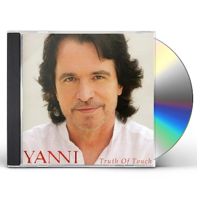Yanni TRUTH OF TOUCH CD