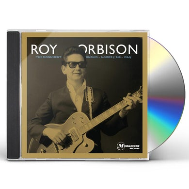 Roy Orbison MONUMENT SINGLES COLLECTION: THE A-SIDES CD