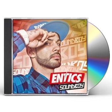 Entics SOUNDBOY CD