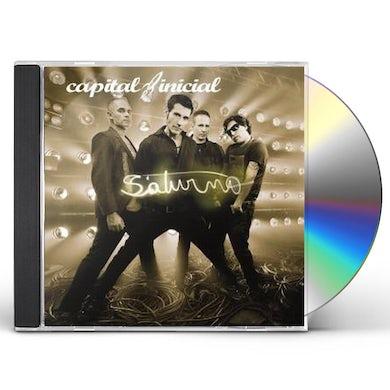Capital Inicial SATURNO CD