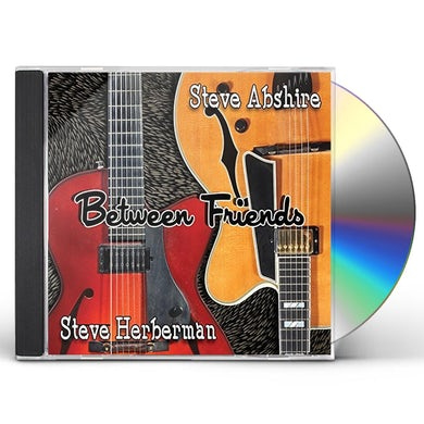 Steve Abshire BETWEEN FRIENDS CD