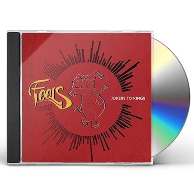 Fools JOKERS TO KINGS CD
