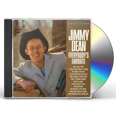 Jimmy Dean EVERYBODY'S FAVORITE CD