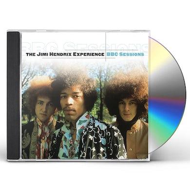 Jimi Hendrix BBC Sessions CD