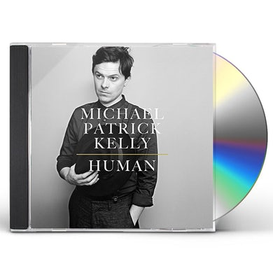 Michael Patrick Kelly HUMAN CD