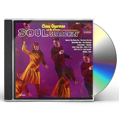 Claus Ogerman SOUL SEARCHIN' CD