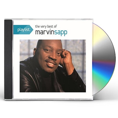 PLAYLIST: THE VERY BEST OF MARVIN SAPP CD