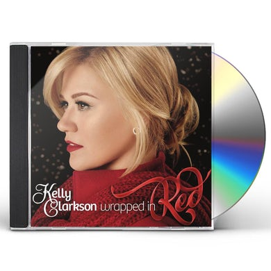 Kelly Clarkson WRAPPED IN RED CD