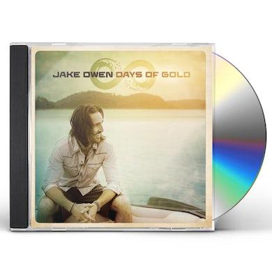 Jake Owen Days Of Gold CD