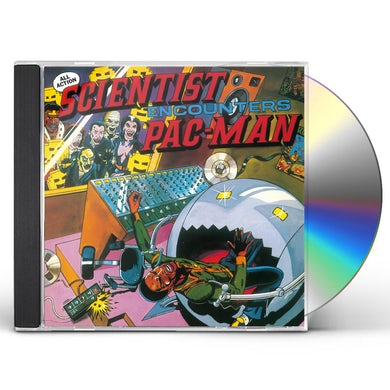Scientist ENCOUNTERS PAC-MAN AT CHANNEL ONE CD