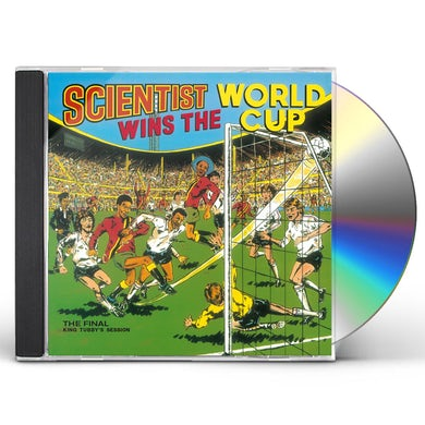 Scientist WINS THE WORLD CUP CD