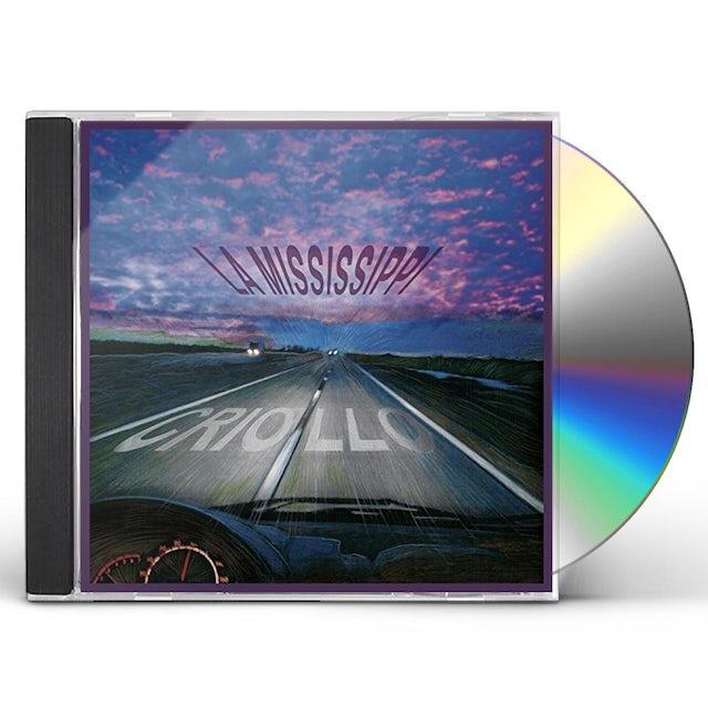 La Mississippi CRIOLLO CD