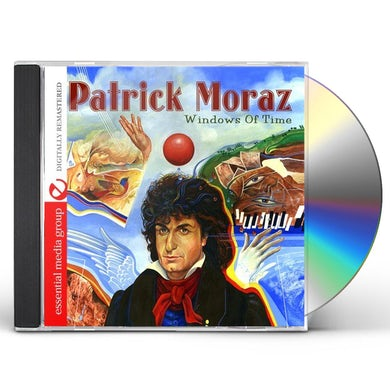 Patrick Moraz WINDOWS OF TIME CD