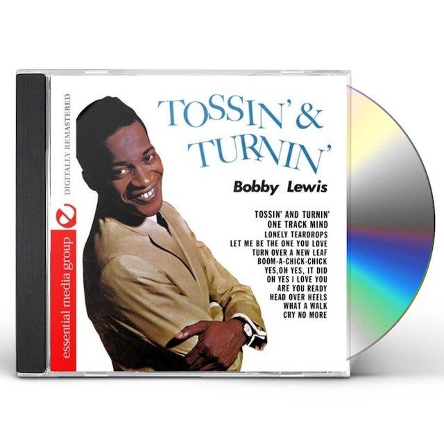Bobby Lewis TOSSIN & TURNIN CD