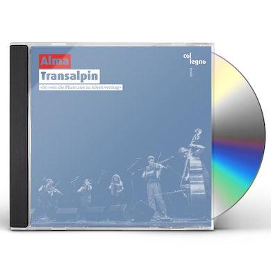 Alma TRANSALPIN CD