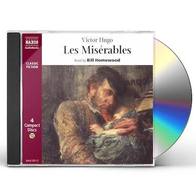 Victor Hugo LES MISERABLES CD