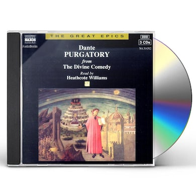Dante PURGATORY: FROM THE DIVINE COMEDY CD
