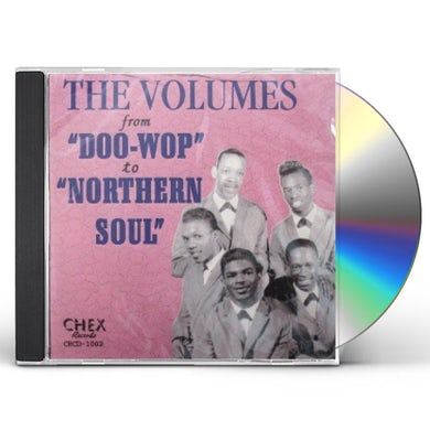 Volumes FROM DOO WOP TO NORTHERN SOUL CD