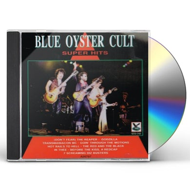 Blue Oyster Cult REVISITED CD