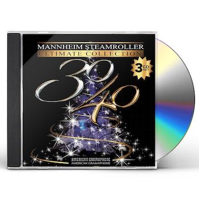 Mannheim Steamroller 30/40 CD