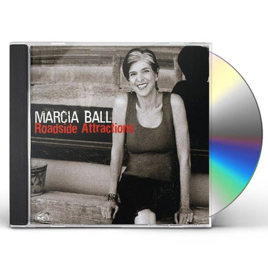 Marcia Ball ROADSIDE ATTRACTIONS CD