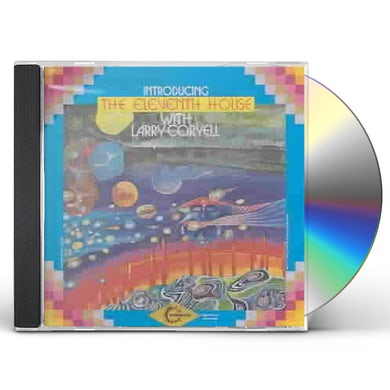 Larry Coryell Eleventh House With Larry Cory CD
