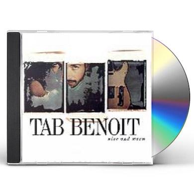 Tab Benoit NICE & WARM CD