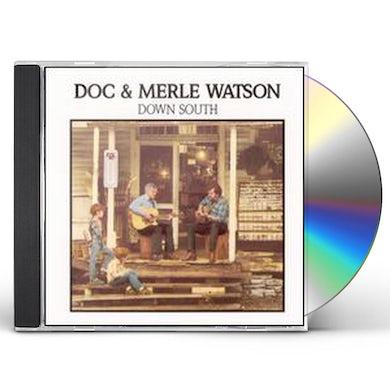 Doc Watson DOWN SOUTH CD