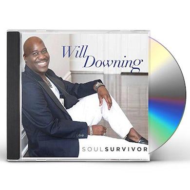 Will Downing SOUL SURVIVOR CD