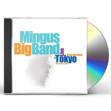 Mingus Big Band LIVE IN TOKYO AT THE BLUE NOTE CD