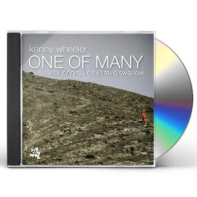 Kenny Wheeler ONE OF MANY CD
