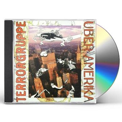 Terrorgruppe UBER AMERIKA CD