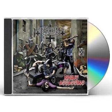 Morbid Carnage NIGHT ASSASSINS CD