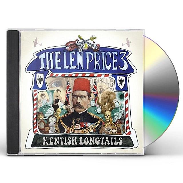 Len Price 3 KENTISH LONGTAILS CD