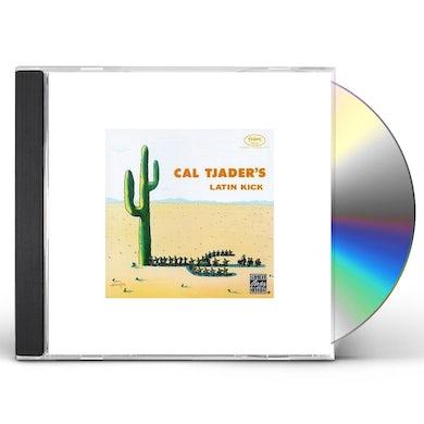 Cal Tjader LATIN KICK CD