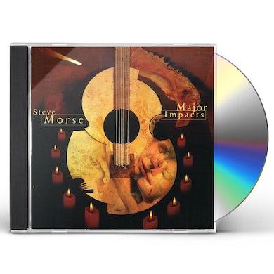 Steve Morse MAJOR IMPACTS CD