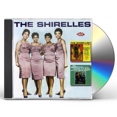 BABY IT'S YOU / The Shirelles & KING CURTIS GIVE TWIST CD