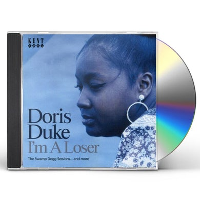 Doris Duke I'M A LOSER / SWAMP DOGG SESSIONS CD