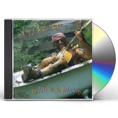 Greg Brown BATHTUB BLUES CD